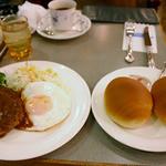 ギャラン - ハンバーグステーキ