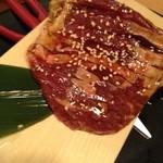 焼肉きんぐ - 厚切りハラミステーキ