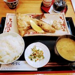 日本料理みうら - 焼魚定食900円