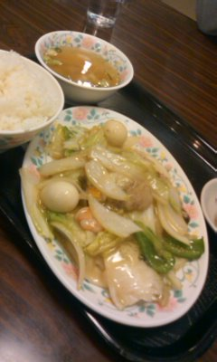 中華料理 一来一来