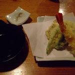 1394678 - 春らしい天ぷらでした