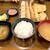 天ぷらさいとう - 料理写真:さいとう定食(880円)
