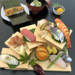 寿司・割烹 すし幸 - 寿司御膳 2,000円(税別)