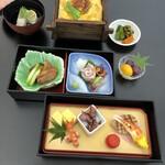 寿司・割烹 すし幸 - 鰻のせいろ蒸し御膳2,000円(税別)