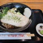 高尾山スミカ 蕎麦処 - 料理写真:ぶっかけとろろ蕎麦