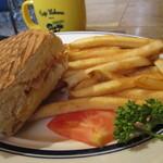 ハバナ カフェ - キューバンサンドイッチ