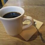 ハバナ カフェ - ランチの珈琲
