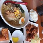 中華料理 福源 - 料理写真:日替わり
