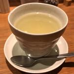 家庭料理 ひまわり - はちみつレモン(HOT)