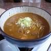 小梨の木の下 - 料理写真:カレー蕎麦