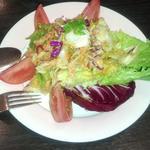 ビストロ プティ ハナ - スワイガニのサラダ