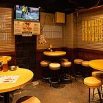 餃子 酒場 大田屋 - テーブル