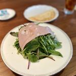 トラットリア イル フィオレット - 料理写真:サラダ