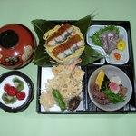 志乃家 - 松花堂弁当 お客様のおもてなしに、おすすめです。 2000円