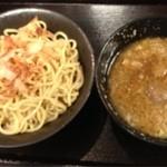 丸め - 燕三条系つけ麺、味玉