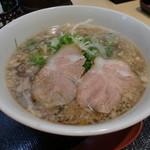 神戸 北野軒 - 料理写真:極太らーめん北野①