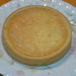 基山パーキングエリア(下り線)スナックコーナー - チーズケーキ