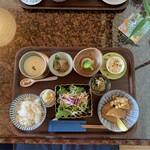 カフェ ハチハチ - 料理写真: