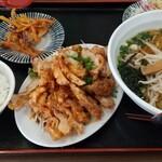 台湾料理 華晟 - 料理写真: