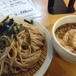 神田 つけ蕎麦 わびすけ -