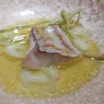 RISTORANTE&BAR EVOLTA - イトヨリと千寿葱のヴァポーレ