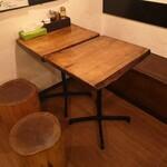 濃厚鶏麺 ゆきかげ - 私のテーブル