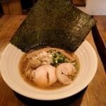 濃厚鶏麺 ゆきかげ - 珀黒