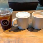ワールドカフェ - 飲み物