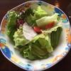 シュトゥーベン・オータマ - 料理写真:サラダ