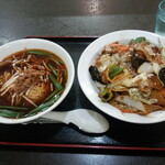 台湾料理 有福 - 台湾ラーメンと回鍋飯