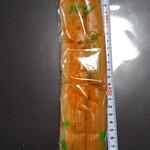 パン工房マルキ - 料理写真:キリンパンの長さは34cmあります!