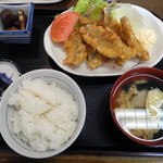 タカラ亭 - フライ定食