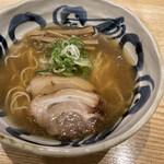 らーめん 天葵 - 料理写真:天葵しょうゆ