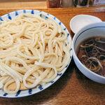 Matsuna - 鳥肉汁うどん