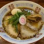 麺屋 隊長 - 料理写真:チャーシュー麺