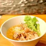麺劇場 玄瑛 - 潮薫醤油ラーメン