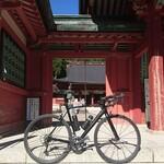 139444295 - 塩釜神社にて