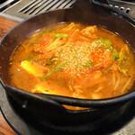 焼肉 蔘鶏湯 大吉 -