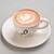 Cento per Cento - ドリンク写真:カフェ・ラッテ 400円