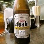 ラーメン仙花 - ビール