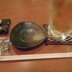 やじろべえ - 生ビール
