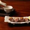 Souten - 料理写真:希少部位そり(もも肉の付け根)