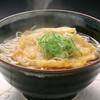 まねきのえきそば - 料理写真:まねきのえきそば(天ぷら・きつね)380円