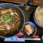 139458148 - 神戸牛焼肉丼定食1000円税別