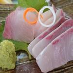 味処 海の桜勘 - お造り