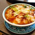 中国料理 你好 - 【2020.10.29(木)】豚肉とキャベツのみそ炒め入そば(並盛)880円