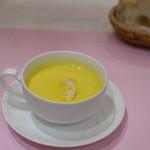 13946416 - アニバーサリーランチのスープ