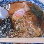 みよし食堂 - 料理写真:ラーメン¥500