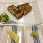 みずほ庵 - 鰻の素焼