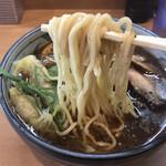 kogashinegira-mennegijirou - 醤油特選らーめん。             旨し。